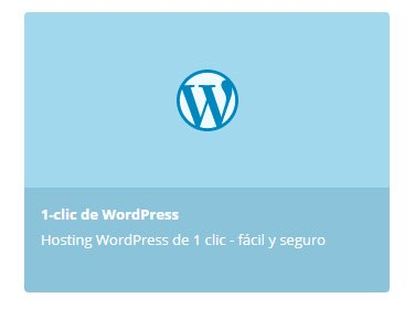 Cómo crear un blog en wordpress en One.com