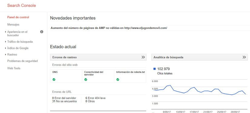 Tu Analista Digital - Cómo configurar Google Search Console