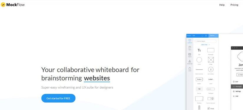 Herramienta para crear Wireframes gratuita