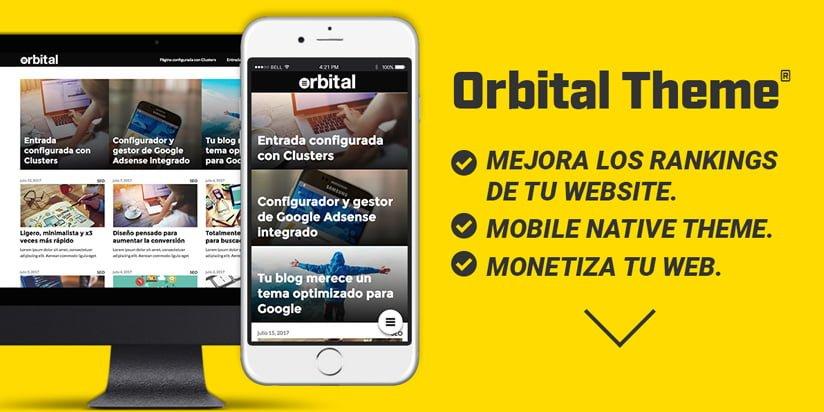 Comprar Orbital theme de Romuald Fons